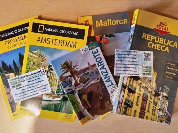 Sorteo Aniversario 11 años de travel blogger con ViajerosAlBlog.com (2006-2017).
