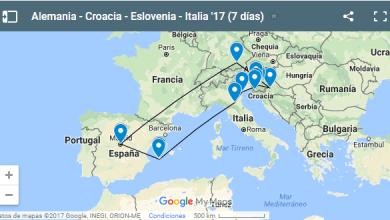 Photo of Introducción del viaje a Alemania, Croacia, Eslovenia e Italia: información, planning y presupuesto.