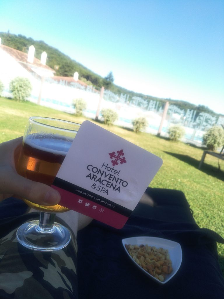 Dónde dormir y alojamiento en Aracena (España) - Hotel Convento Aracena & Spa.