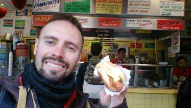 Photo of Dónde comer hot dogs y gastronomía en Nueva York (Estados Unidos) – Perritos Calientes Gray's Papaya.
