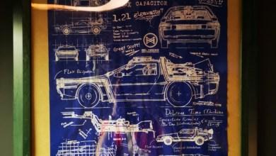 Photo of Exposición FANDOME ARCADE EXPERIENCE. Fandome Café & Expo Center. Madrid. Parte 3. Regreso al Futuro y TEAMFOX. ¡Incluye vídeo!