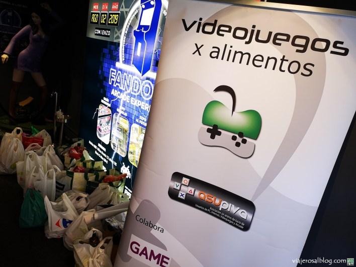 Exposición FANDOME ARCADE EXPERIENCE. Fandome Café & Expo Center. Madrid. Parte 2. Game Covers, Videojuegos x Alimentos.