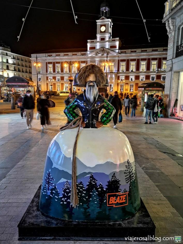 Exposición Urbana Meninas Madrid Gallery, Madrid.