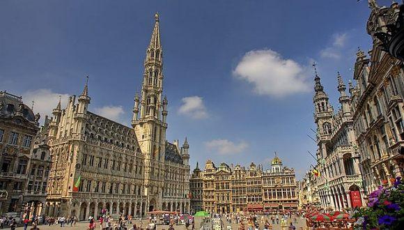 Resultado de imagen para grand place de bruselas