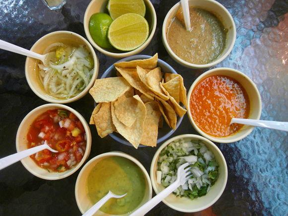 Comida Mexicana Picante Recetas