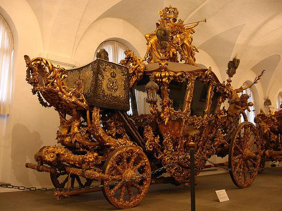 Palacio de Nymphenburg lujo alemn en estado puro