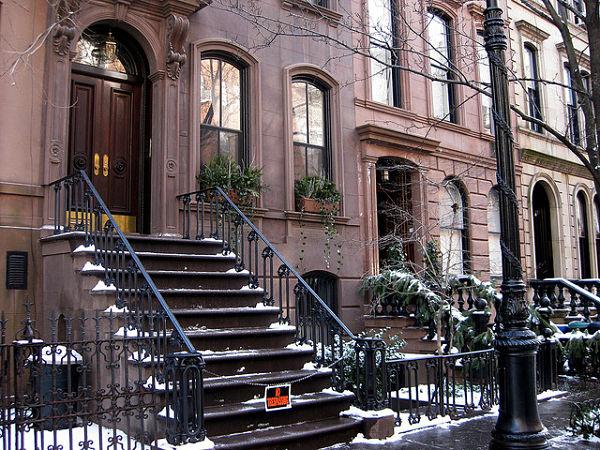Greenwich Village el barrio de la serie Sexo en Nueva York