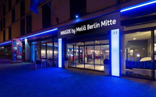 Hotel INNSIDE by Meliá Berlín Mitte