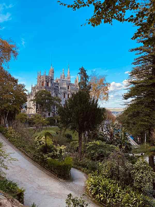 qué ver en lisboa en 3 días: quinta da regaleira en Sintra