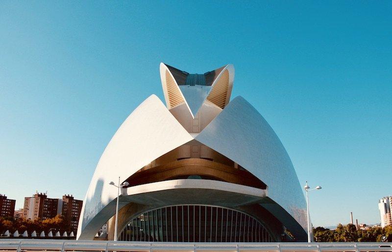 valencia en dos días: ciudad de las artes y las ciencias