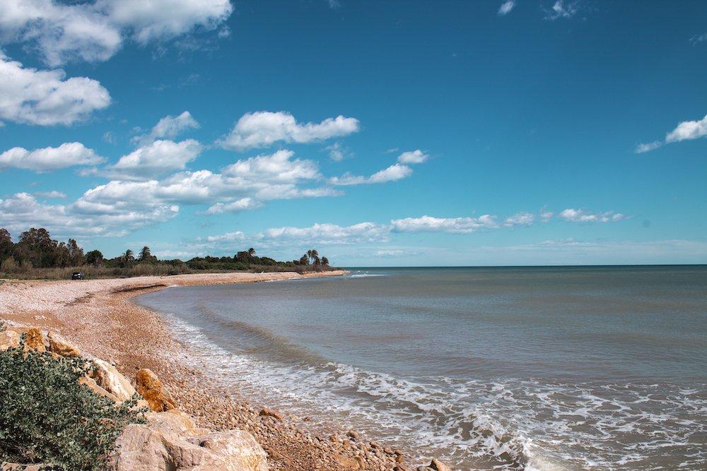 Playa de Alcoceber.