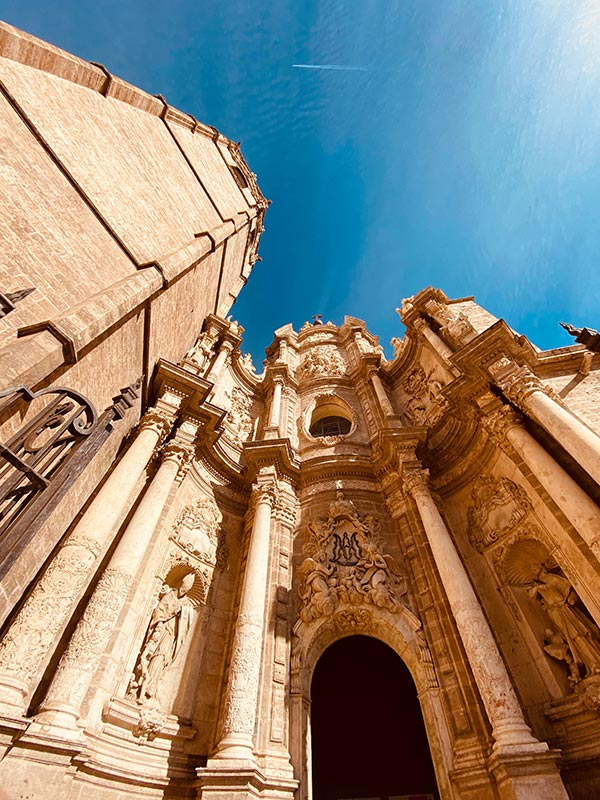 Visita a la Ciutat Vella de Valencia: catedral de valencia