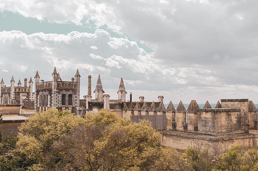 castillo de juego de tronos en córdoba
