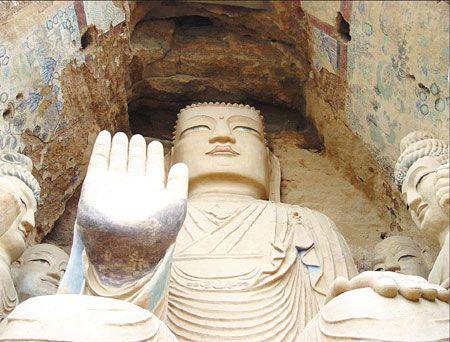 Grutas Mogao - Grutas de Dunhuang