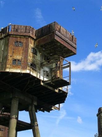 Fortalezas marinas Maunsell - 15