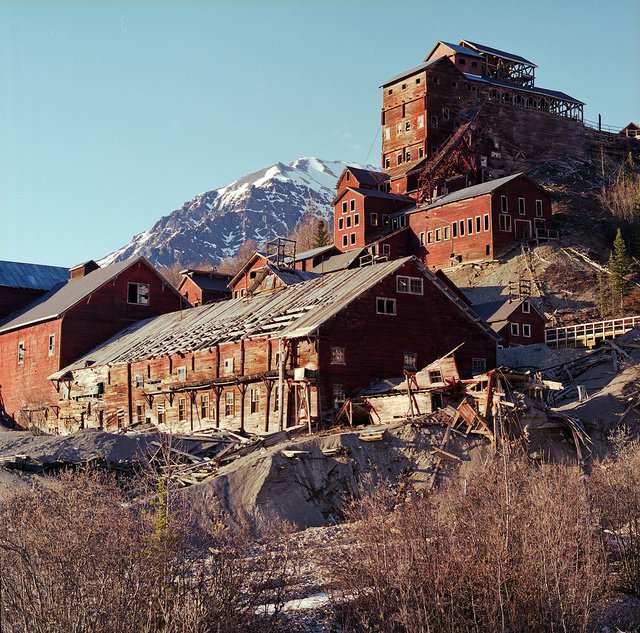 Kennecott Mine Kennicott Alaska