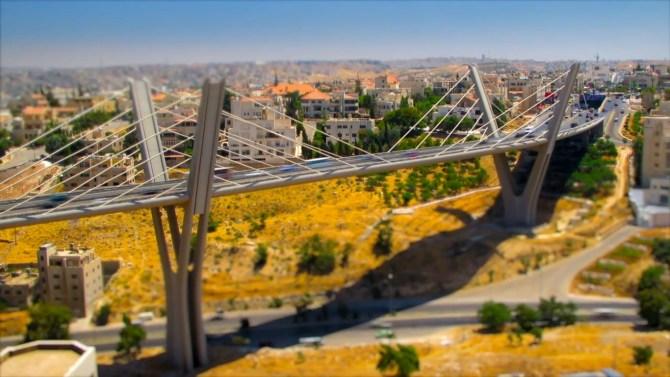 Amán - Amman ciudad en movimiento - Timelapse 3