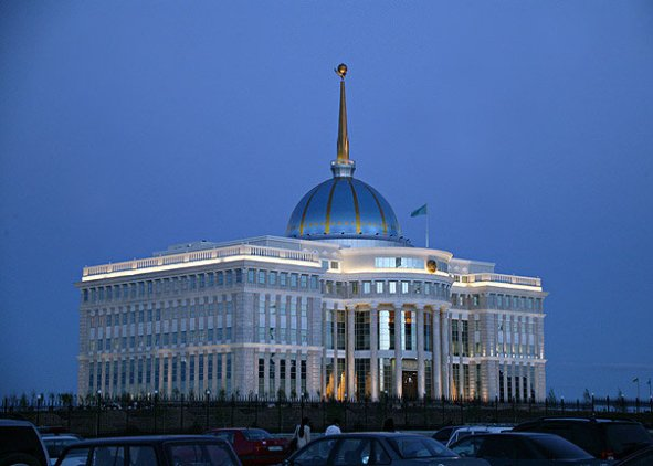 Astana - Ak Orda