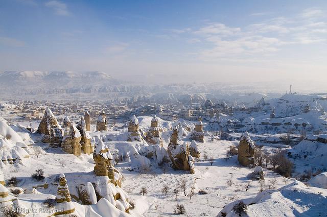 Love Valley nevado