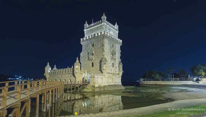 Portugal en time lapse por Kirill Neiezhmakov ¡Fantástico!