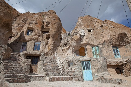 Rock Houses-Kandovan Village