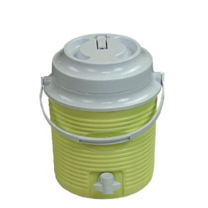 10T Outdoor Equipment Kühlbox Liquio 5800 - Nevera para acampada, color verde, talla 5,8 l 2