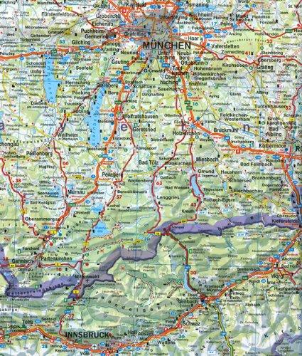 Alpine Countries (Europa) 1
