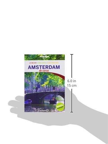 Lonely Planet Amsterdam De Cerca (Travel Guide) (Spanish Edition) 2