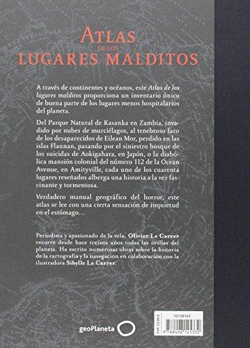 Atlas De Los Lugares Malditos 1