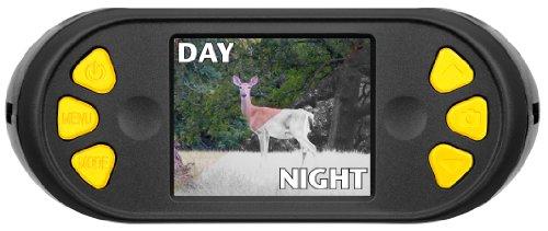 Bresser 9117000 - Dispositivo digital de visión nocturna (pantalla LCD, apertura de 25 mm), negro 1