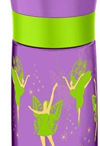 Contigo Gracie - Botella antigoteo para niños, color púrpura, 420 ml 3