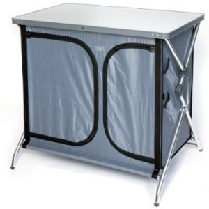 Crespo AL/105 - Armario cocina plegable 80x100x50 con bolsa transporte 4