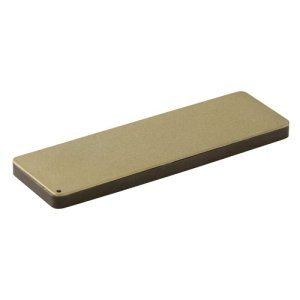 Fallkniven Knives DC4 Diamond/Ceramic Whetstone, 32 x 100mm Sharpening Stone with Leather Case 14