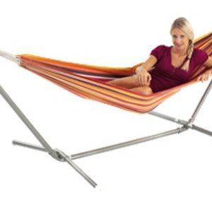 Happy People Nassau Hammock Cotton 100 x 200 cm 15