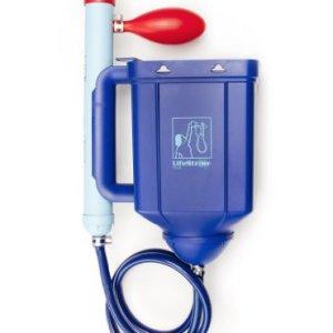 Lifestraw Wasserfilter Family - Filtro de agua, color azul 5