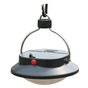 niceEshop(TM) 60 LED Tent Light for Camping Hiking Umbrella Lantern Lamp(Black) 6