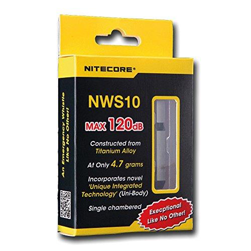 Nitecore NWS10 - Silbato 2