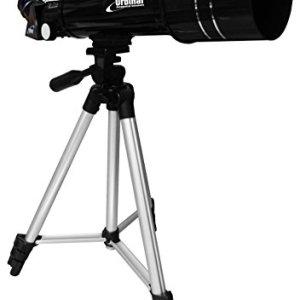 Orbinar Telescopio 400/70 Telescopio Terrestre Incl. Mochila De Viaje + Equipamiento Completo 3