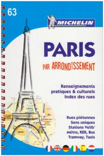 """""""Paris par arrondissement ; 63"""" (French Edition) 1"""