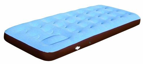Simex Sport Comfort - Colchón, tamaño 185 x 77 x 20, color azul / marrón 5