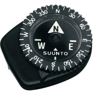 Suunto Clipper L/B Nh Compass - Micro brújula, color negro 4
