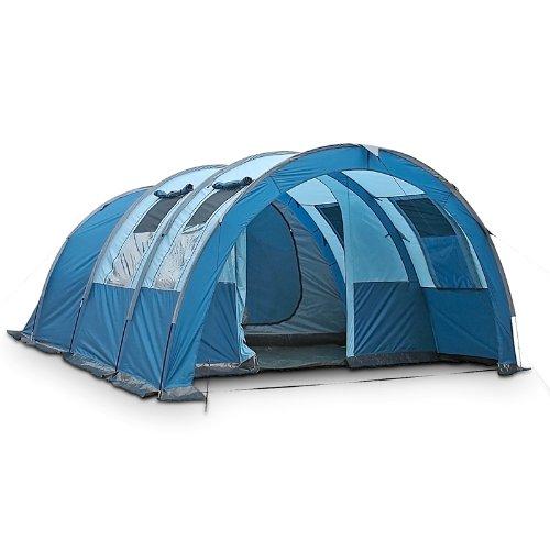 Tienda de campaña Tienda de campaña familiar Camping 4 personas 480 x 340 x 200 cm 2