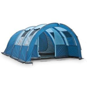 Tienda de campaña Tienda de campaña familiar Camping 4 personas 480 x 340 x 200 cm 5