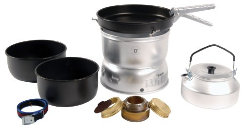 Trangia 25-6 Ultralight Non Stick Stove Kit 2