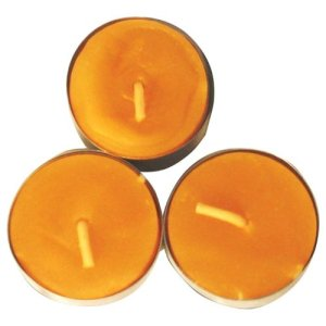 UCO Natural Beeswax Tealight Candles (Pack of 3) 3