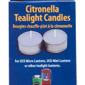 UCO Citronella Tealight Candles (Pack of 6) 5