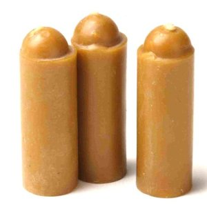UCO 12 Hour Beeswax Candles for Candle Lanterns (3.5 Inch), 3-Pack 1