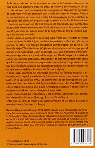 Viajes Con Heródoto (Compactos Anagrama) 1