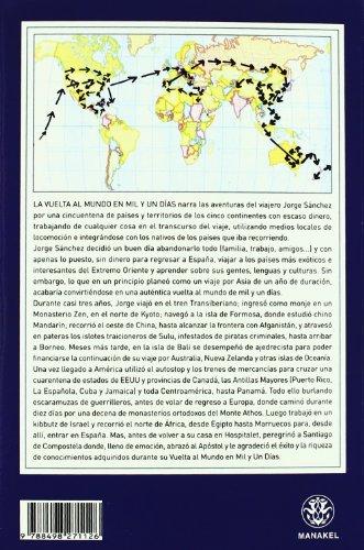 La vuelta al mundo en mil y un día (Spanish Edition) 1