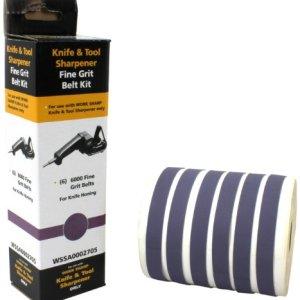 Work Sharp WSSA0002705 Fine 6000 Replacement Belt Kit (WSKTS & WSKTS-KT Only) 5